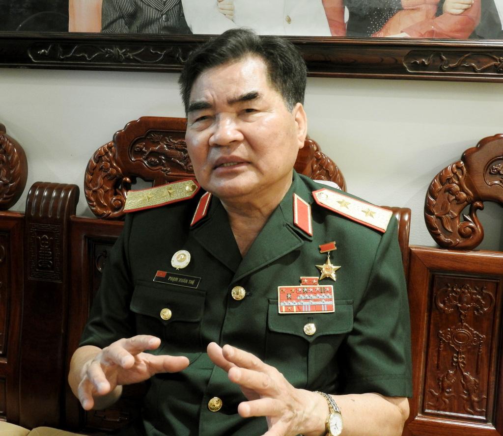 Trung tướng Phạm Xuân Thệ: Tôi tin chúng ta sẽ đẩy lùi tham nhũng như đẩy lùi Covid-19 - Ảnh 2.
