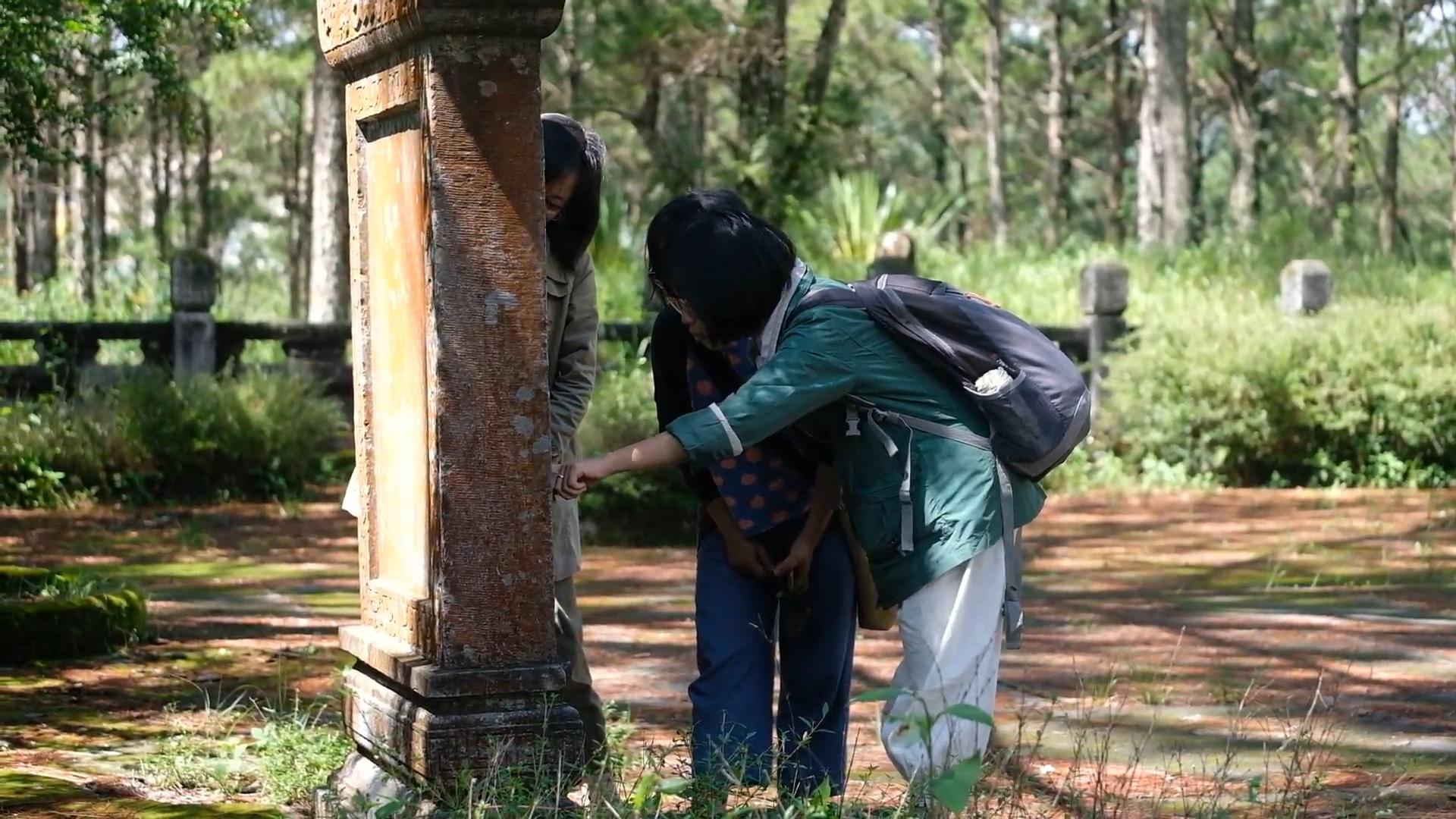 """Lăng mộ Quận công Nguyễn Hữu Hào - Cha Nam Phương Hoàng hậu """"mất hút"""" giữa lòng Đà Lạt - Ảnh 11."""