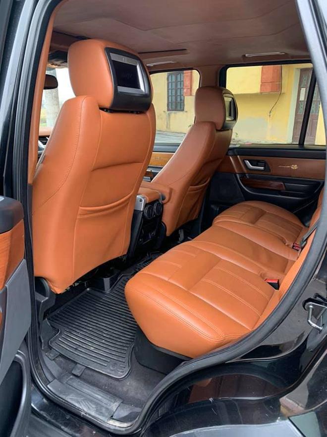 """Chạy """"mòn lốp"""", Range Rover đời sâu giá bán cực sốc - Ảnh 5."""