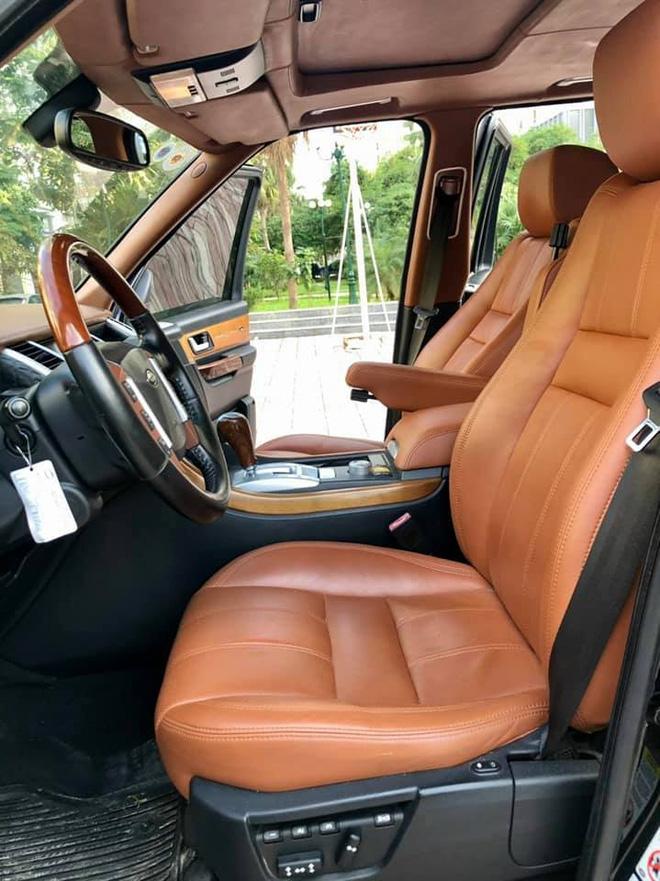 """Chạy """"mòn lốp"""", Range Rover đời sâu giá bán cực sốc - Ảnh 4."""