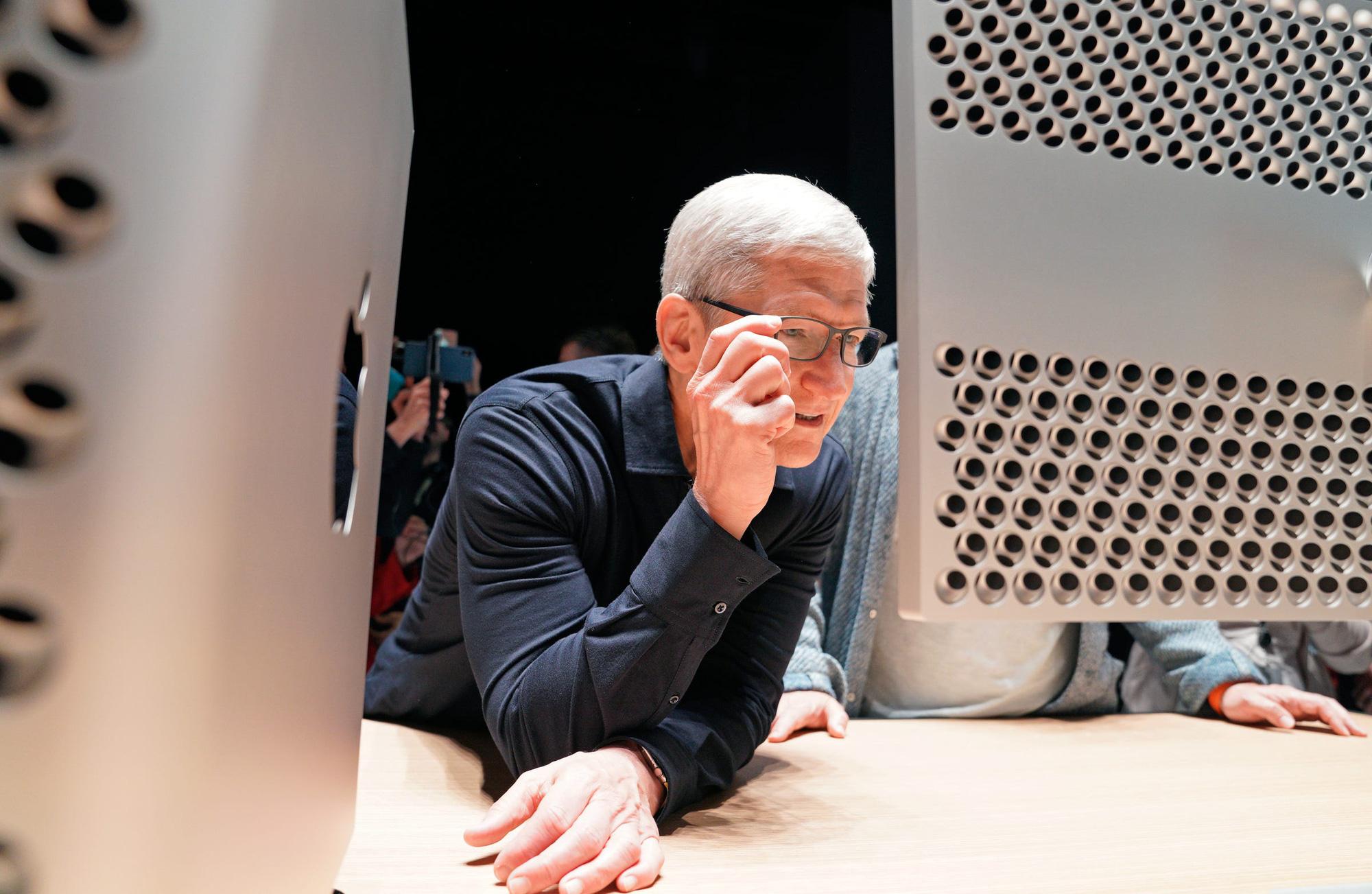"""Tim Cook và hành trình xây dựng """"pháo đài"""" Apple không thể tách rời Trung Quốc - Ảnh 1."""