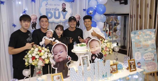 """Những """"ngôi sao Thường Châu"""" nào của U23 Việt Nam đã cưới vợ? - Ảnh 4."""