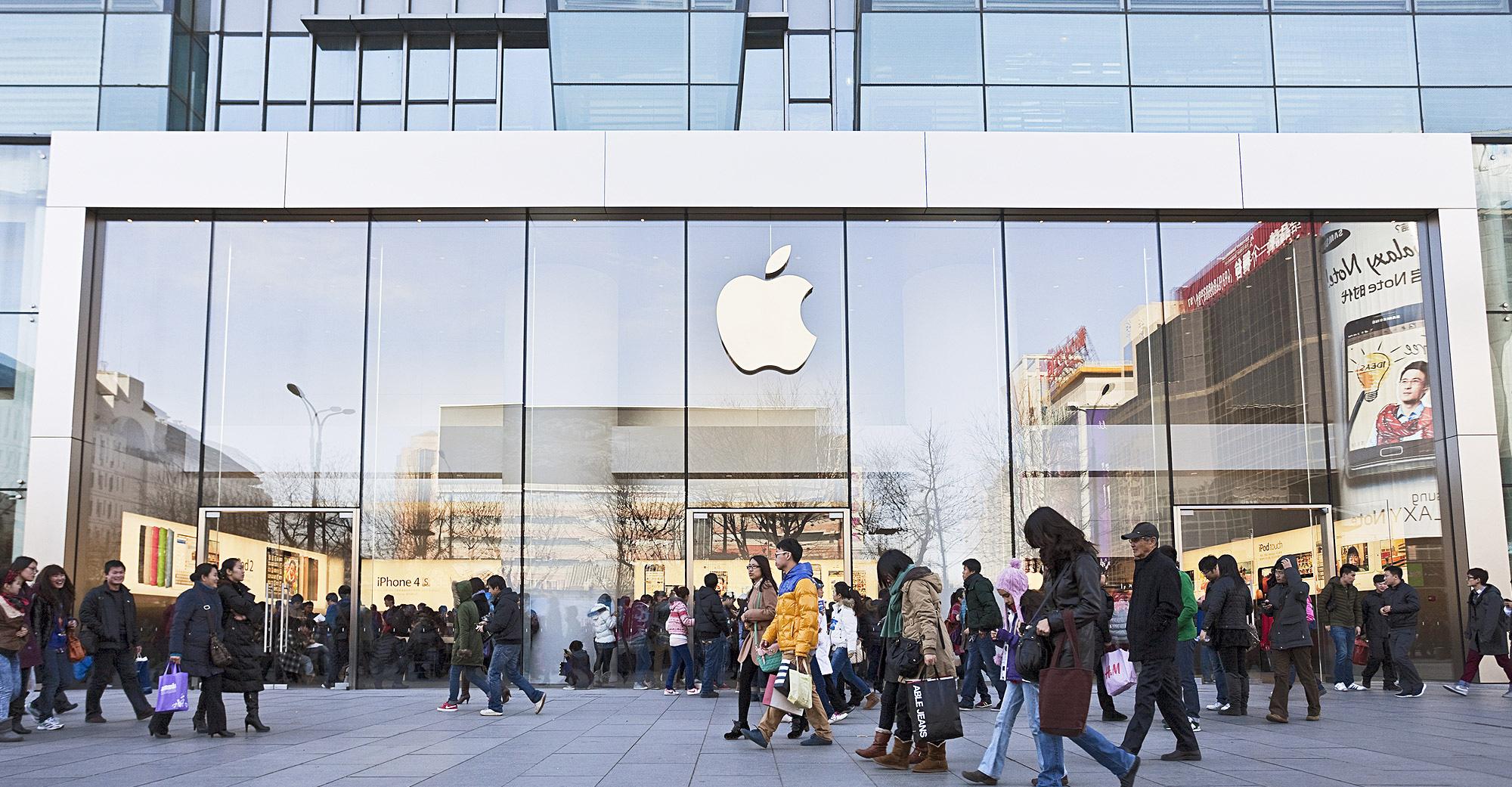 """Tim Cook và hành trình xây dựng """"pháo đài"""" Apple không thể tách rời Trung Quốc - Ảnh 11."""