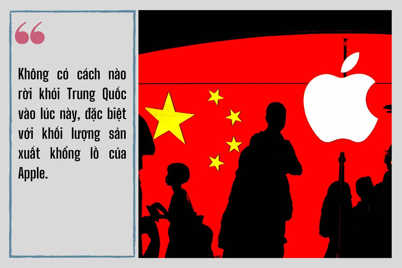 """Tim Cook và hành trình xây dựng """"pháo đài"""" Apple không thể tách rời Trung Quốc - Ảnh 12."""