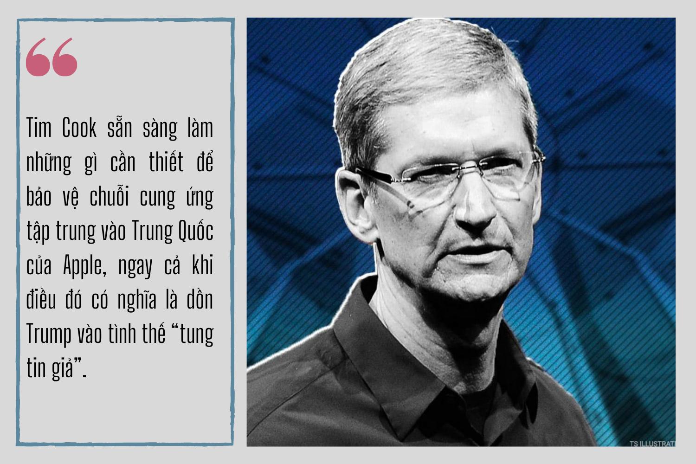 """Tim Cook và hành trình xây dựng """"pháo đài"""" Apple không thể tách rời Trung Quốc - Ảnh 9."""