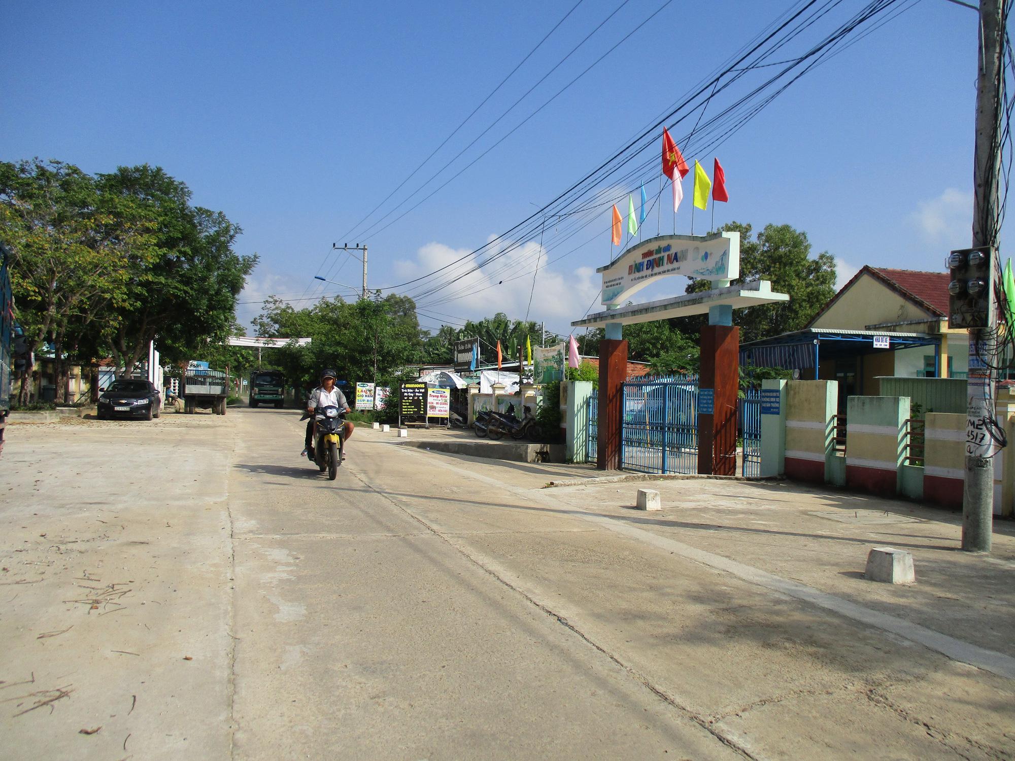 Quảng Nam: Bình Định Nam đi lên từ các mô hình kinh tế - Ảnh 1.