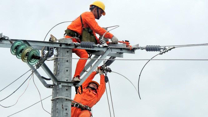 Hơn 9.000 tỉ đồng chênh lệch tỷ giá chưa được hạch toán vào giá điện - Ảnh 1.