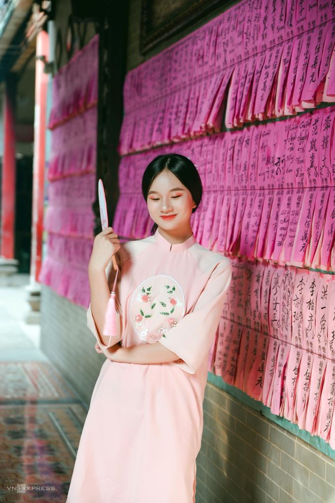 Gợi ý nơi chụp ảnh áo dài Tết đẹp ở Sài Gòn - Ảnh 3.