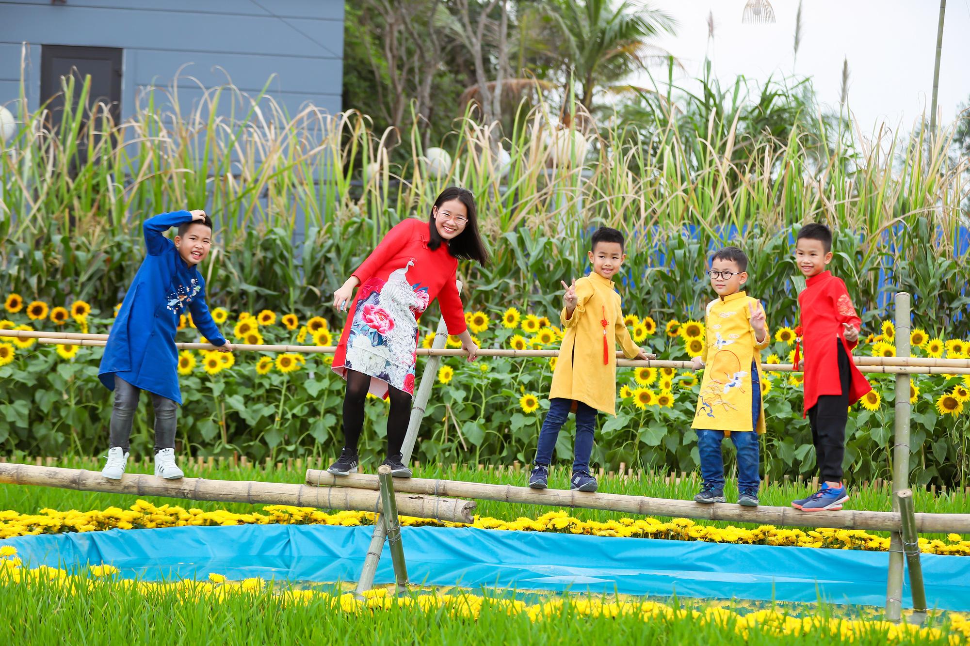 Mở cửa đường hoa Home Hanoi Xuan 2021 - Ảnh 5.