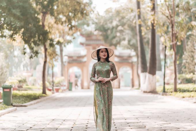 Gợi ý nơi chụp ảnh áo dài Tết đẹp ở Sài Gòn - Ảnh 7.