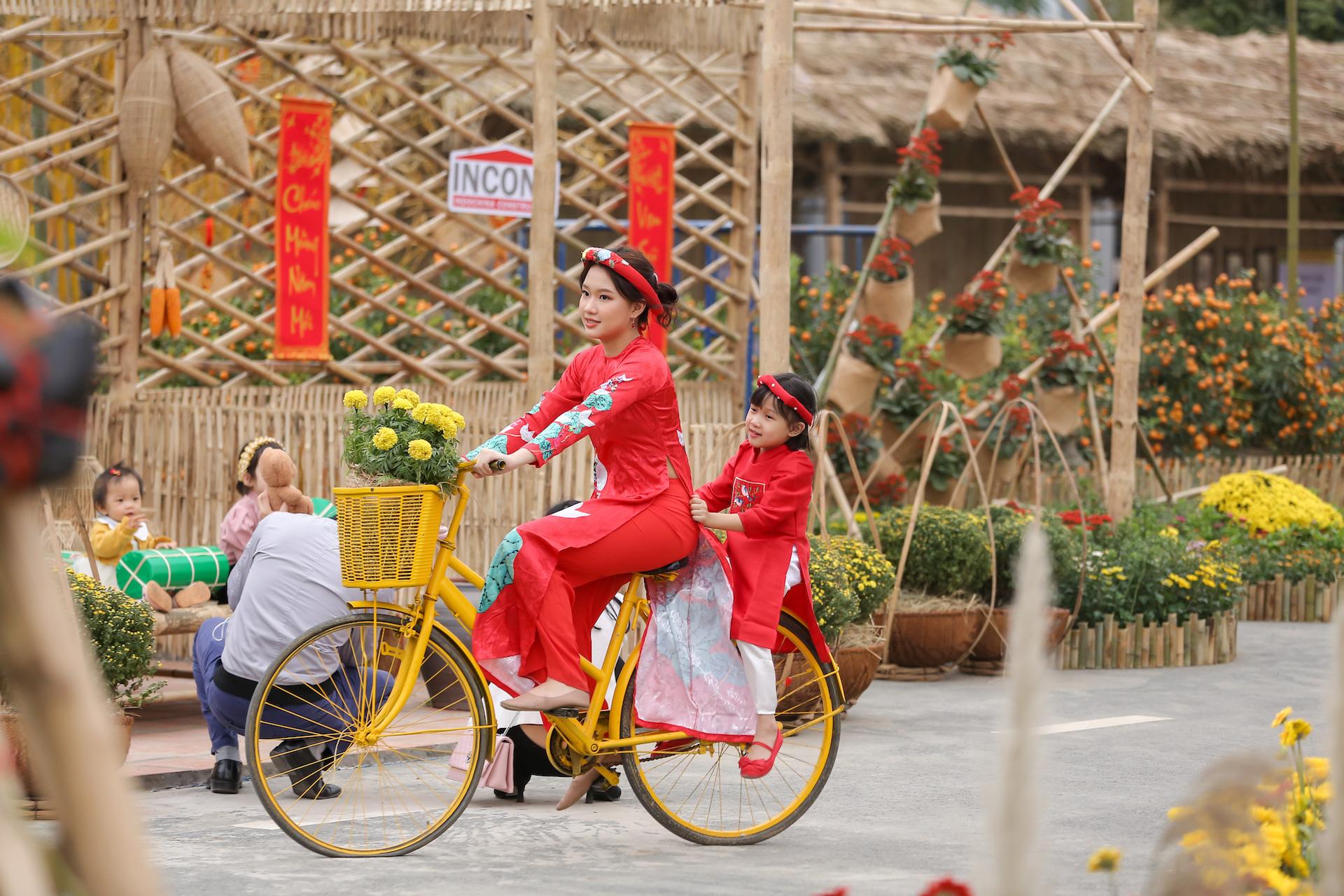 Mở cửa đường hoa Home Hanoi Xuan 2021 - Ảnh 7.