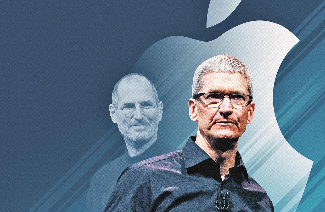 """Tim Cook và hành trình xây dựng """"pháo đài"""" Apple không thể tách rời Trung Quốc - Ảnh 4."""