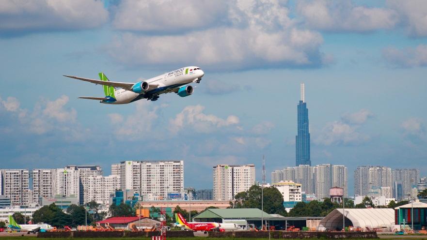 Bamboo Airways lãi trước thuế 400 tỷ đồng - Ảnh 1.
