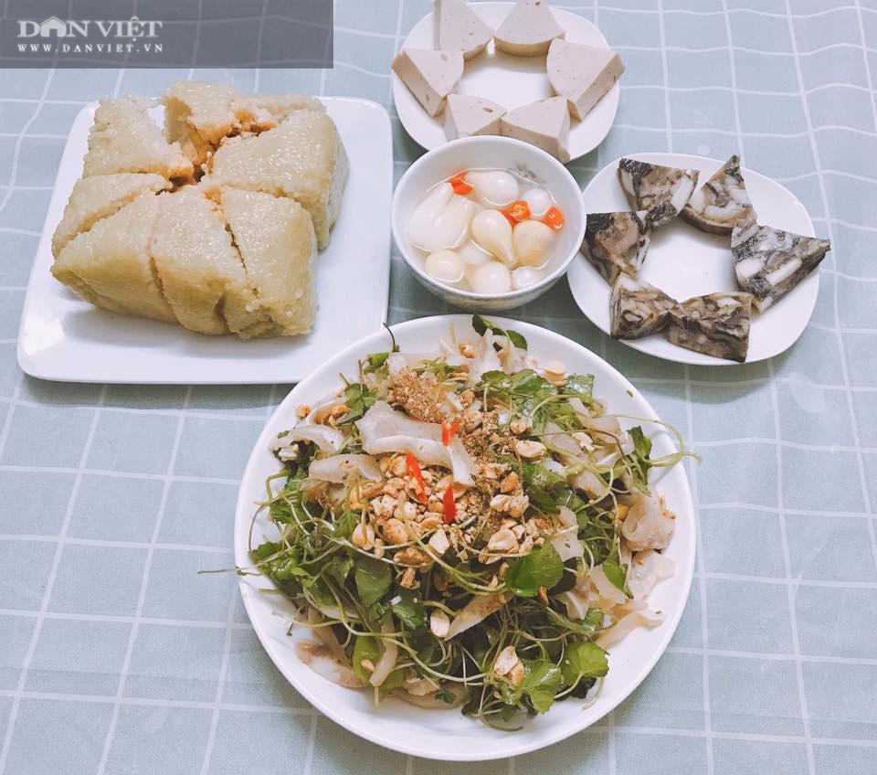 Cách làm nộm rau má tai lợn thanh mát cho bữa ăn ngày Tết - Ảnh 3.