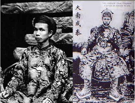 """Vị vua """"kỳ quặc"""" nhất lịch sử Việt Nam: Ôm thị vệ ngủ hằng đêm - Ảnh 1."""