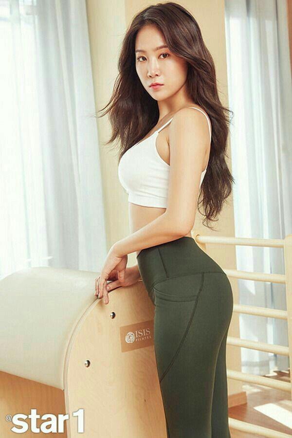 9 mỹ nhân có thân hình quyến rũ nhất sân khấu Hàn Quốc - Ảnh 7.