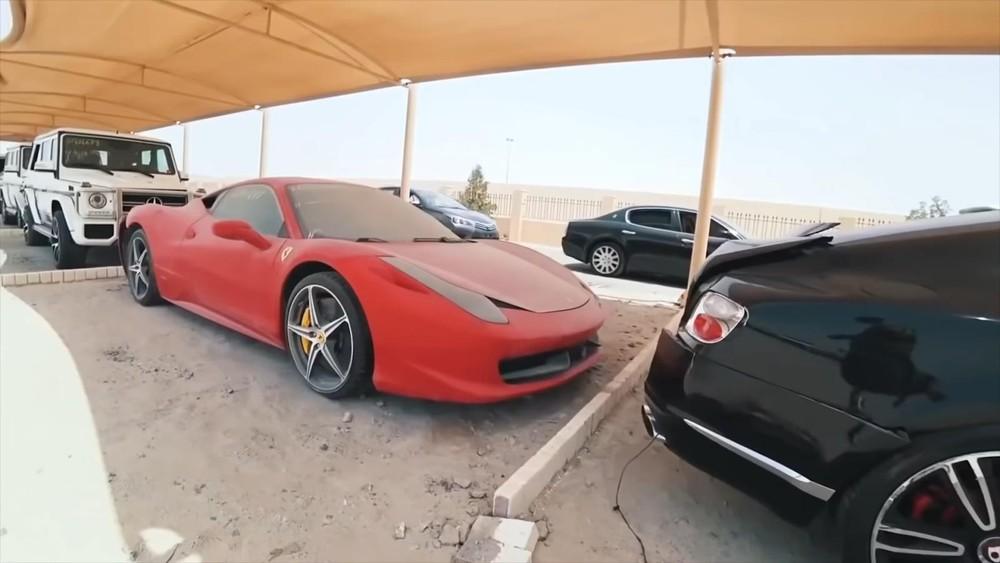 Xứ sở siêu xe Dubai và những điều không tưởng - Ảnh 1.