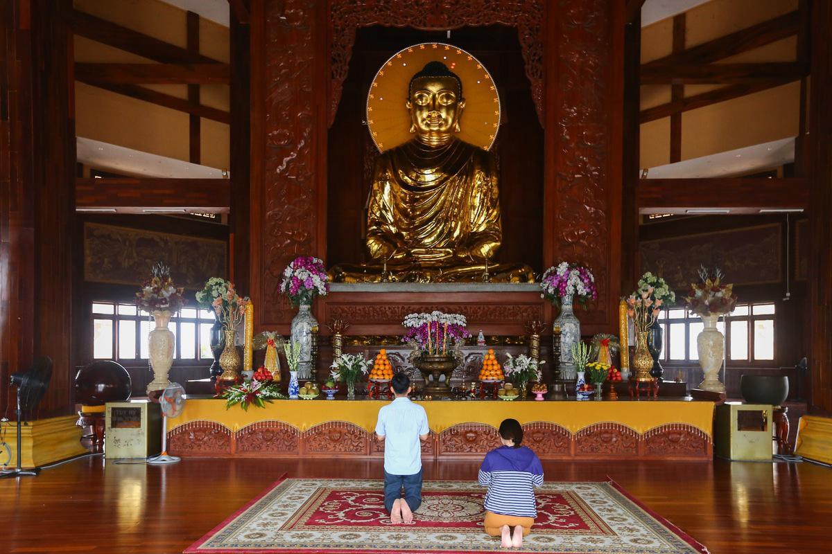 Hai ngôi chùa lập kỷ lục ở TP Thủ Đức - Ảnh 5.