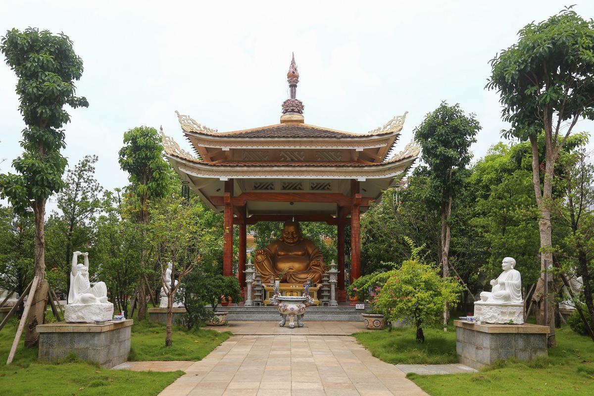 Hai ngôi chùa lập kỷ lục ở TP Thủ Đức - Ảnh 7.