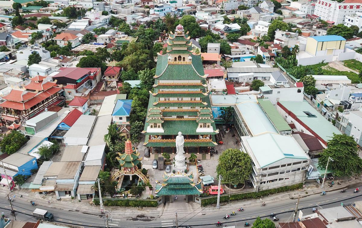 Hai ngôi chùa lập kỷ lục ở TP Thủ Đức - Ảnh 8.