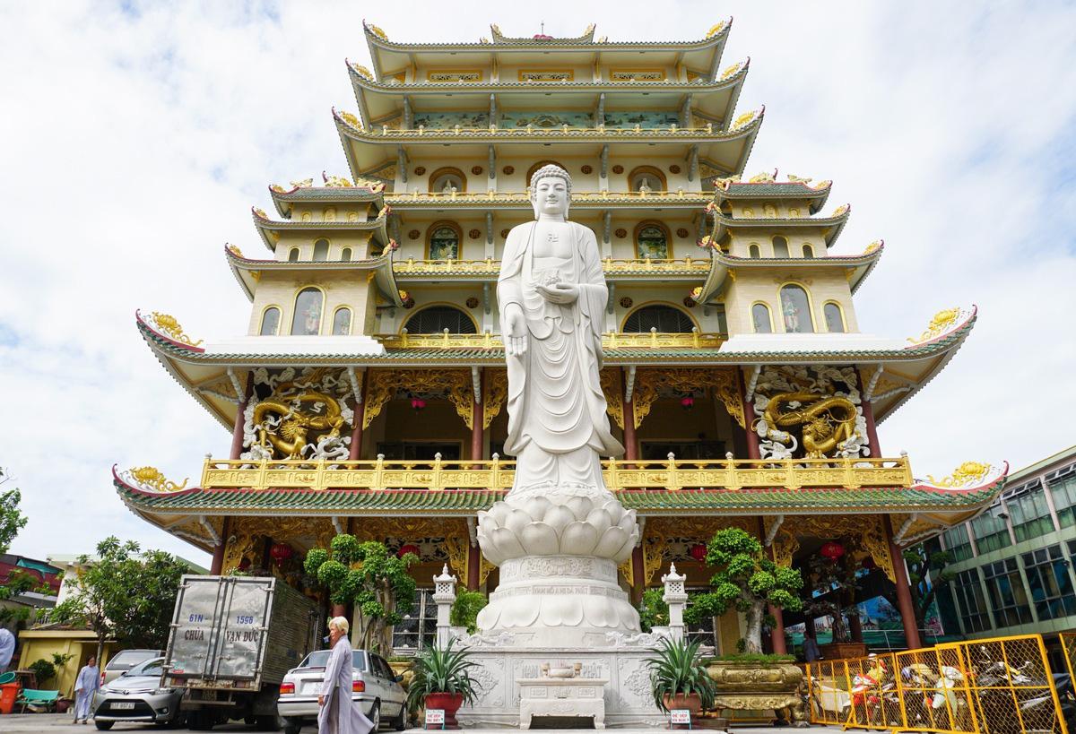Hai ngôi chùa lập kỷ lục ở TP Thủ Đức - Ảnh 10.