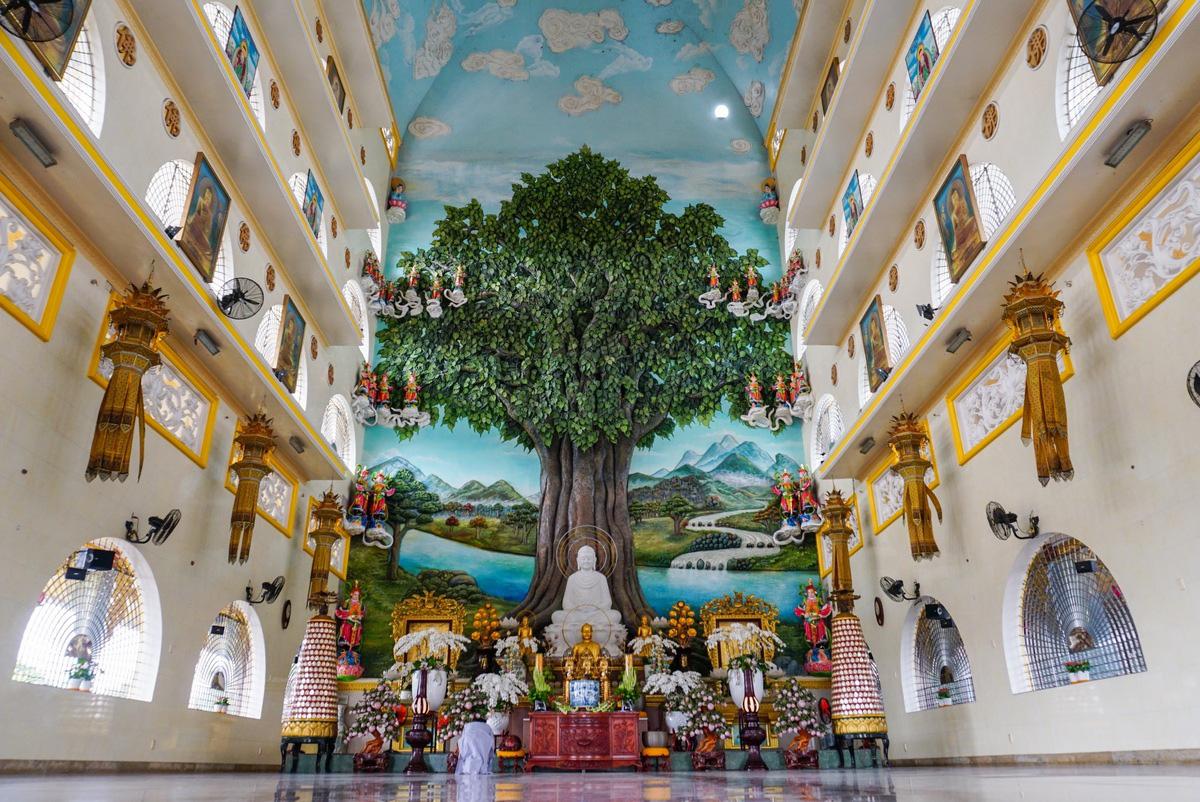 Hai ngôi chùa lập kỷ lục ở TP Thủ Đức - Ảnh 11.