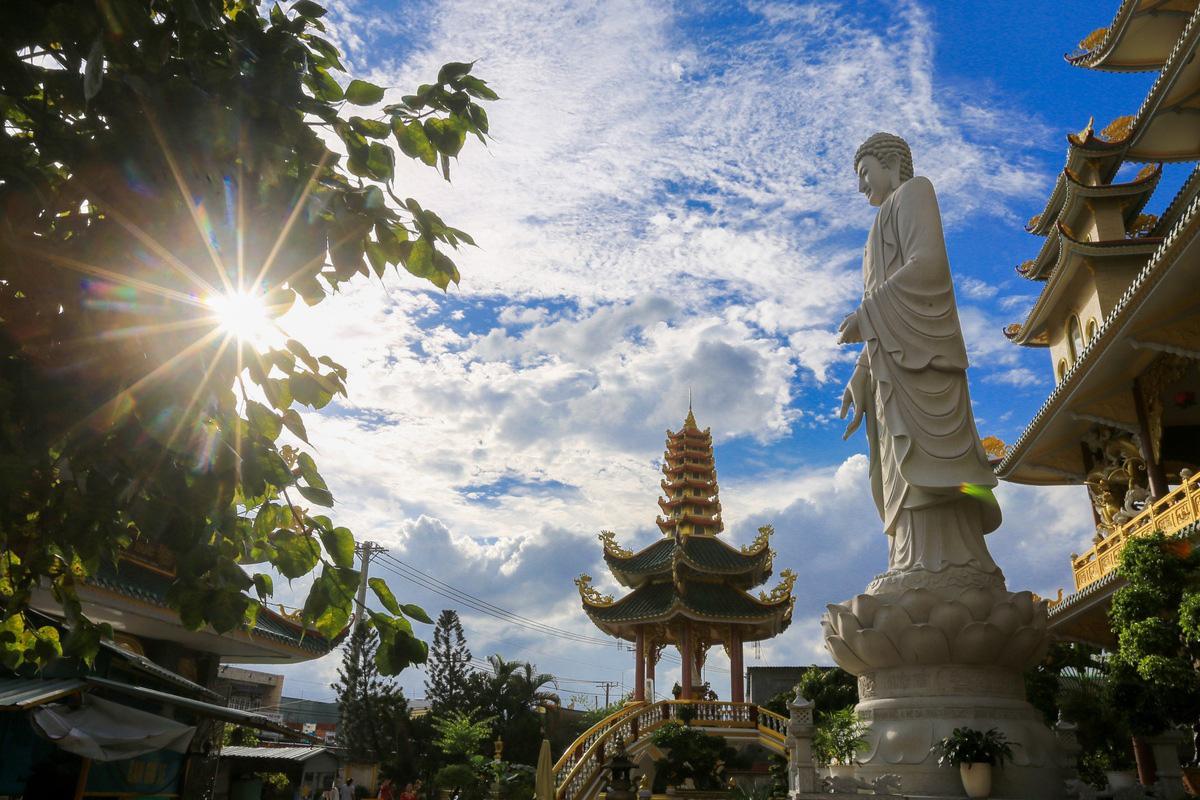 Hai ngôi chùa lập kỷ lục ở TP Thủ Đức - Ảnh 13.