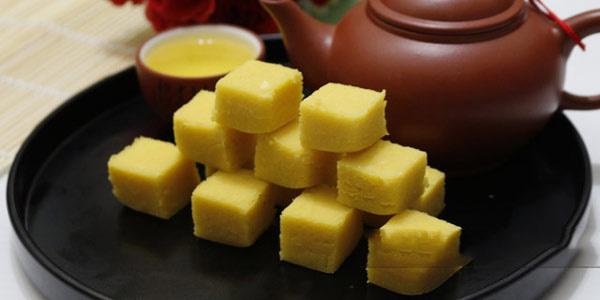 Hấp dẫn các loại bánh đặc sản của ba miền Bắc, Trung, Nam trong dịp Tết Nguyên đán - Ảnh 2.