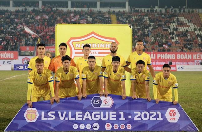 CLB Nam Định: Niềm tự hào với nhiều cầu thủ 10X nhất tại V.League - Ảnh 1.