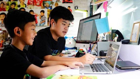 Sở GD&ĐT Hà Nội đề xuất cho toàn bộ học sinh tạm dừng đến trường sau nghỉ Tết Nguyên đán - Ảnh 1.