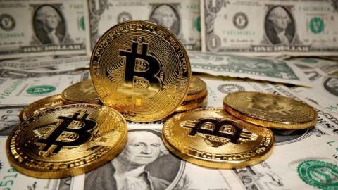 Bitcoin có thể thay thế vàng? - Ảnh 1.
