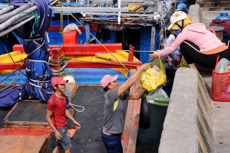 Phú Yên: Ngư dân bắt được toàn cá khủng, loài cá gì mà  có có con nặng gần 1 tạ? - Ảnh 8.
