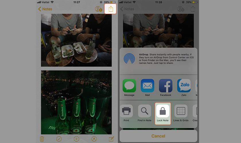 Thủ thuật cực đỉnh để ẩn ảnh, video trên iPhone - Ảnh 4.