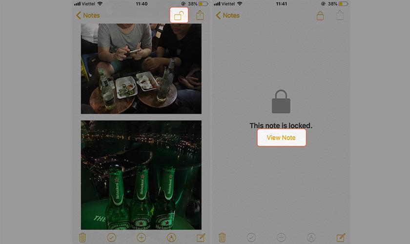 Thủ thuật cực đỉnh để ẩn ảnh, video trên iPhone - Ảnh 5.
