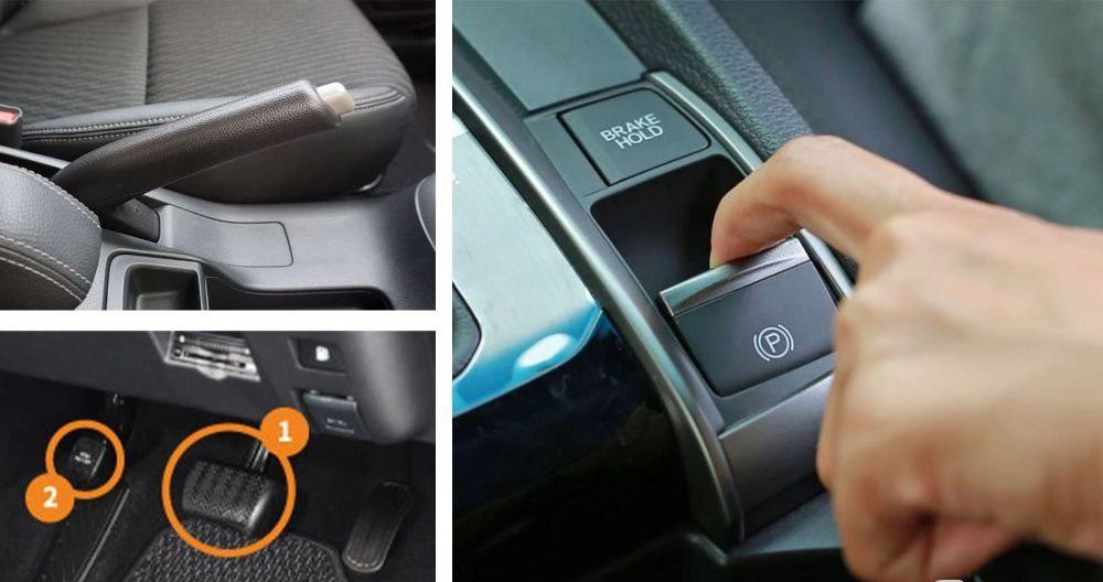 Phanh tay điện tử có an toàn hơn phanh tay cơ? - Ảnh 2.
