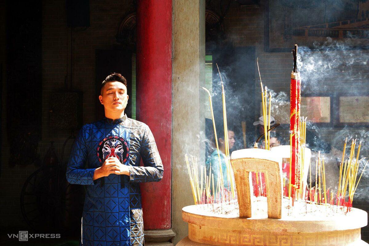 5 chốn cầu duyên linh thiêng ở Sài Gòn - Ảnh 4.