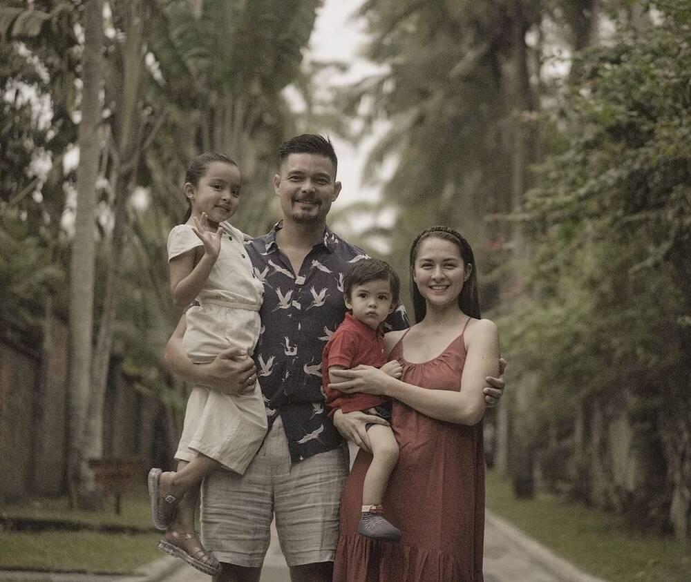 """Vợ chồng mỹ nhân đẹp nhất Philippines Marian Rivera ngầm phản ứng trước tin đồn """"ngoại tình"""" - Ảnh 2."""