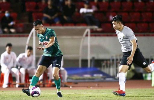 """""""Vua phá lưới"""" giải Lào quyết tâm trả nợ với nghề tại V.League 2021 - Ảnh 3."""