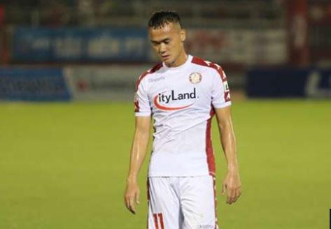 """""""Vua phá lưới"""" giải Lào quyết tâm trả nợ với nghề tại V.League 2021 - Ảnh 4."""