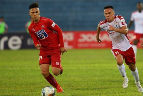 """""""Vua phá lưới"""" giải Lào quyết tâm trả nợ với nghề tại V.League 2021 - Ảnh 6."""