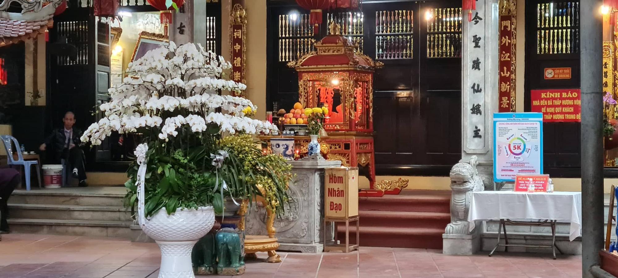 Hải Phòng: Tạm dừng hoạt động các cơ sở tôn giáo từ 20h ngày 15/2   - Ảnh 3.