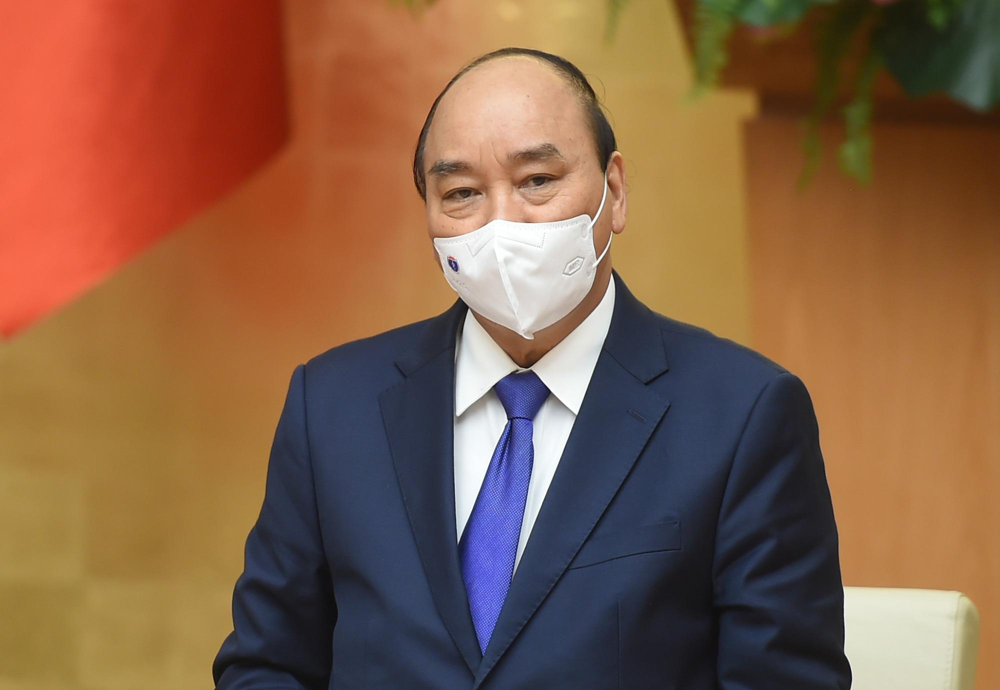 Thủ tướng Nguyễn Xuân Phúc: Chuẩn bị sẵn sàng cách ly lớn khi tình huống xấu xảy ra - Ảnh 1.
