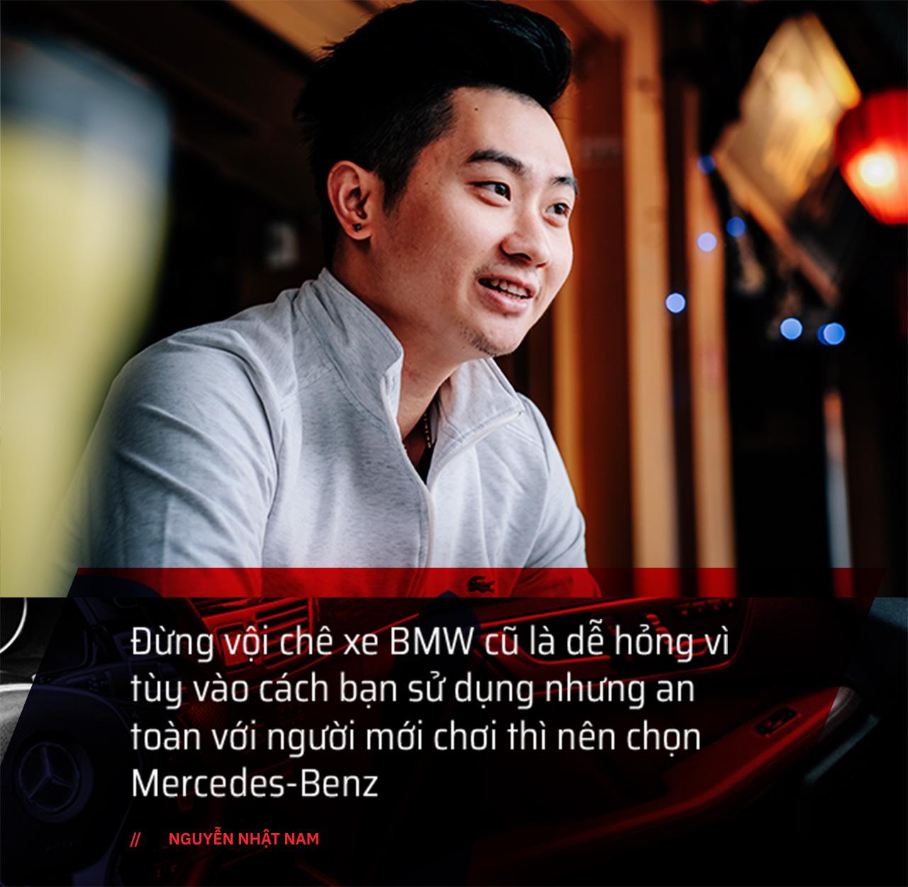 Bán Mazda6 vừa mua để tậu Mercedes cũ, người dùng chia sẻ: 'Chơi xe Đức cũ cần tiền dự phòng và đừng mong mua được xe zin' - Ảnh 7.