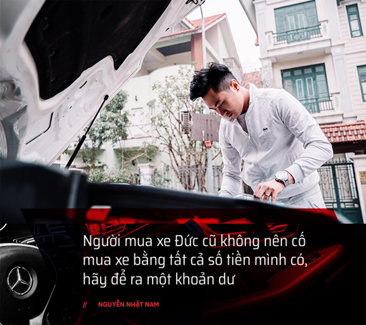 Bán Mazda6 vừa mua để tậu Mercedes cũ, người dùng chia sẻ: 'Chơi xe Đức cũ cần tiền dự phòng và đừng mong mua được xe zin' - Ảnh 9.