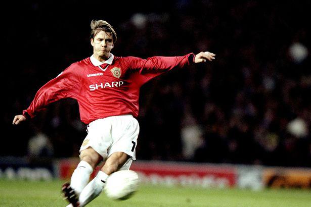 5 số 7 vĩ đại nhất lịch sử M.U: Có Cantona, Beckham, Ronaldo - Ảnh 4.