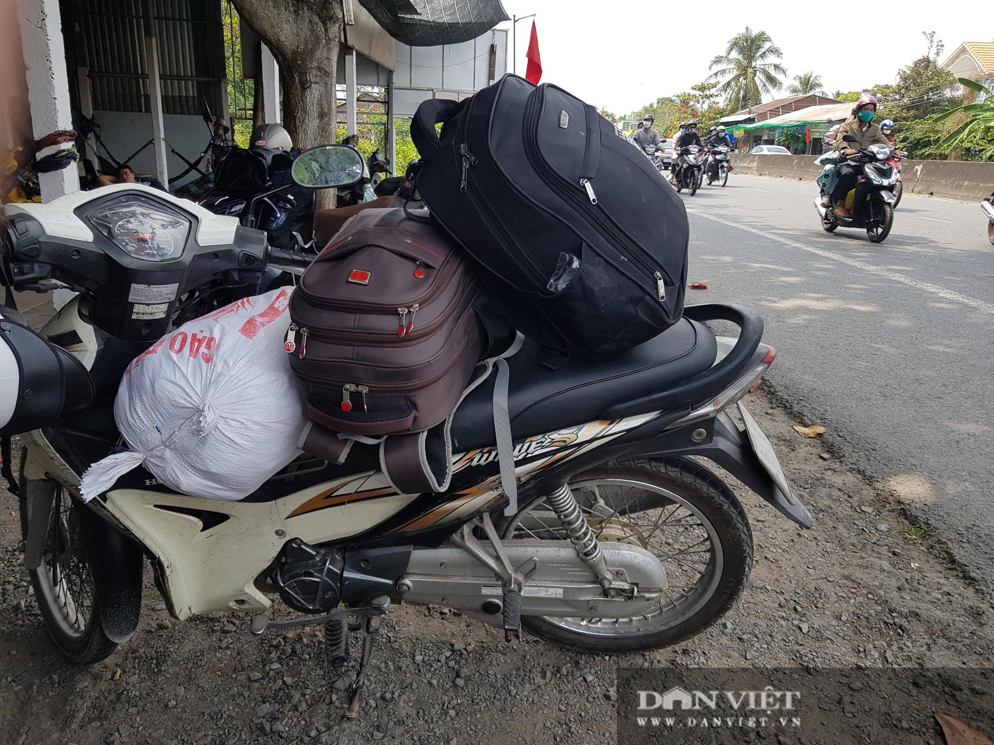 Người dân miền Tây về TP.HCM ngày mùng 5 Tết: Di chuyển dễ dàng - Ảnh 7.