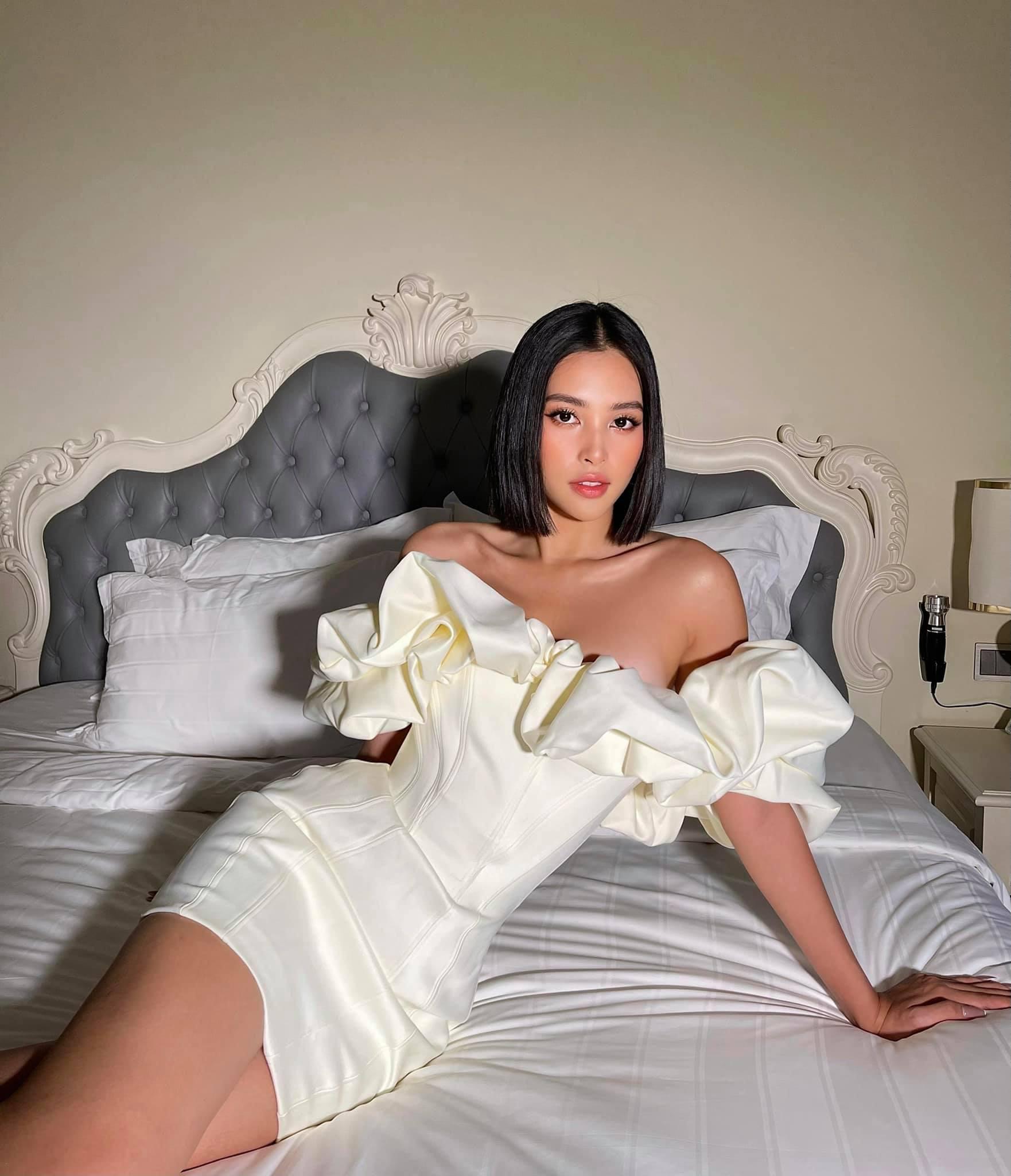 """Hoa hậu Trần Tiểu Vy: Tôi hơi """"tham lam"""" chọn người yêu chuẩn """"soái ca"""", cộng điểm cho trai đẹp - Ảnh 7."""