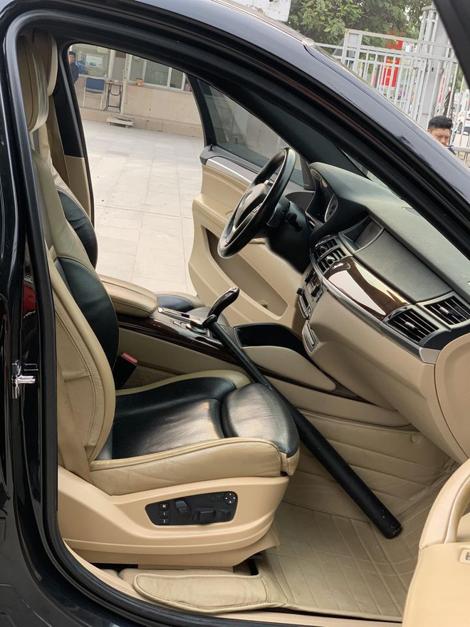BMW X6 chạy 13 năm, người dùng công bố giá bán hấp dẫn - Ảnh 7.
