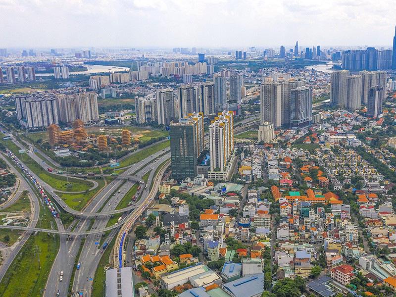 Giá đất mặt đường tại TP Thủ Đức có nơi lên tới 100 triệu đồng/m2 - Ảnh 1.