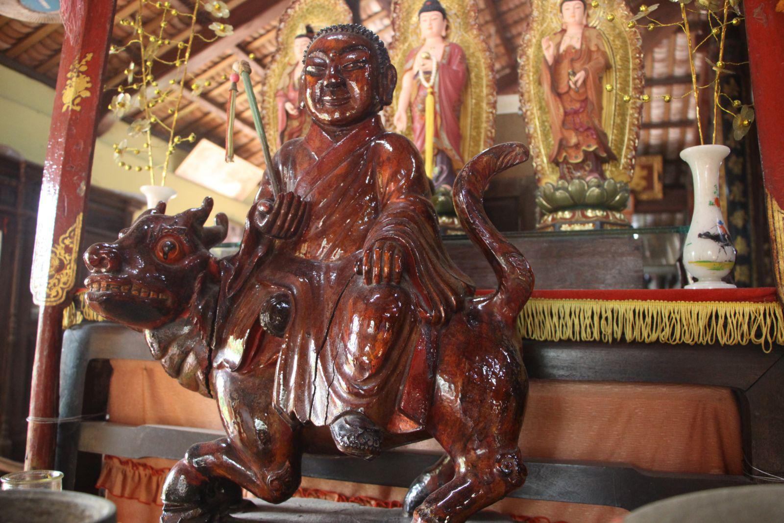 Long An: Một ấp nhỏ thôi mà lần lượt mọc lên 4 ngôi chùa, chùa nào là chùa quan trọng nhất? - Ảnh 3.